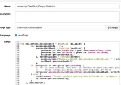Scripting in OpenAM 13